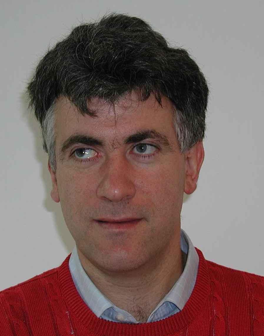 Dr. Luca Maria Gambardella - luca2001_small