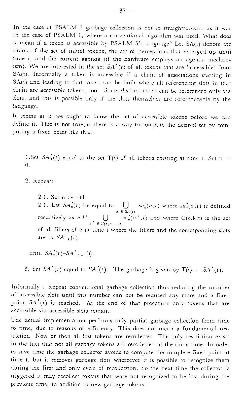Genetic programming thesis