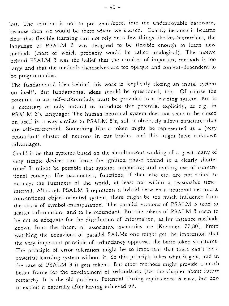 1987 THESIS ON LEARNING LEARN, METALEARNING, META GENETIC ...