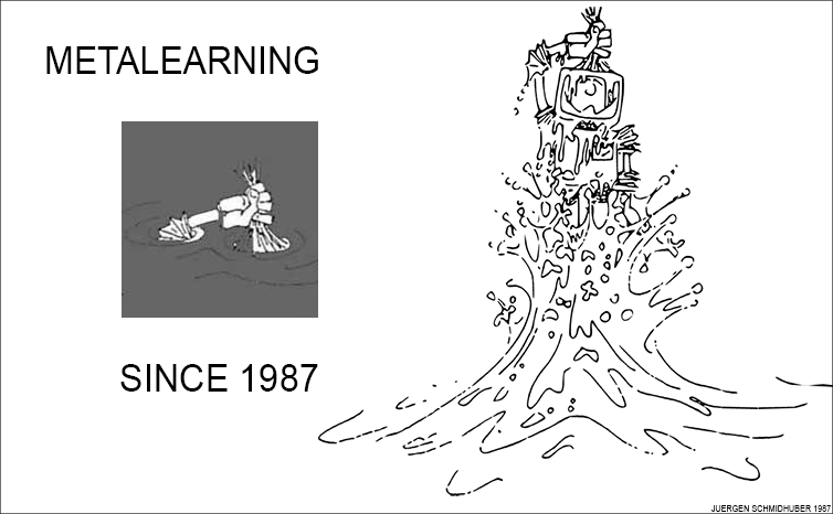 Metalearning Or Learning To Learn Since 1987
